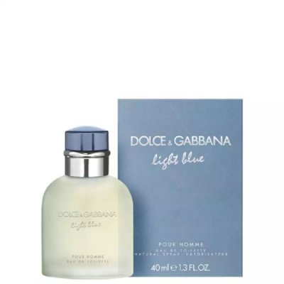 Dolce & Gabbana Light Blue - Perfume Masculino - Eau de Toilette