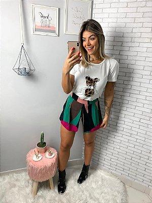 T-shirt ursinho