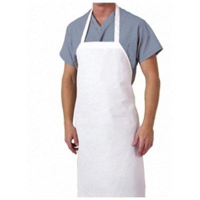 Avental de Segurança em PVC Tamanho Único - Branco - CA37729 - Maicol