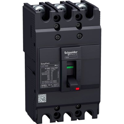 Disjuntor 40A 3 Posições - EZC100N3040 - Schneider Electric