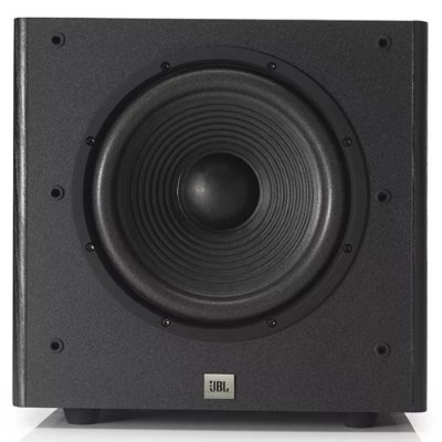 "Subwoofer Ativo 10"" JBL Arena Sub 100P 100W RMS"
