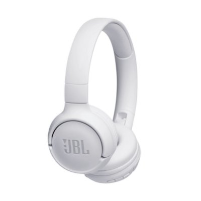 Fone de Ouvido JBL T500BT Headphone On-Ear Bluetooth Microfone Branco