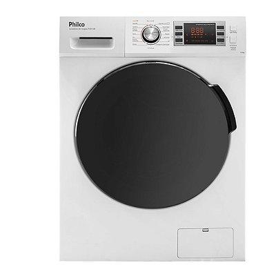 Máquina de Lavar Philco Inverter 12kg PLR12B Branco - 220V