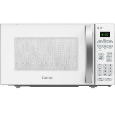 Micro-ondas de Bancada 620W Branco 20 Litros - CMA20BB - 220V - Consul