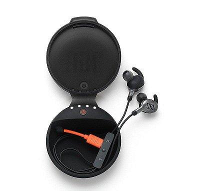 Carregador Portátil JBL Headphones Charging Case para Fone de Ouvidos - Preto