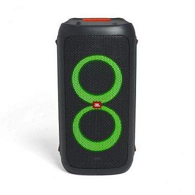 Caixa de Som Bluetooth JBL Party Box 100 160 RMS - Preto