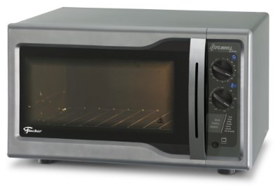 Forno Elétrico de Bancada Fischer Hot Grill Silver 44 Litros - 127V