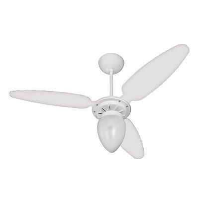Ventilador de Teto Ventisol Wind Premium 3 Pás Branco - 127V