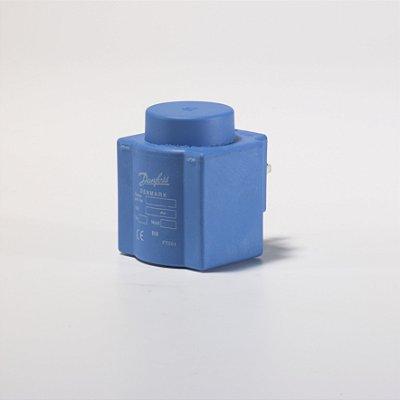 Bobina de Solenoide sem Plug BB230CS 220VAC 50/60Hz - 018F7363 - Danfoss