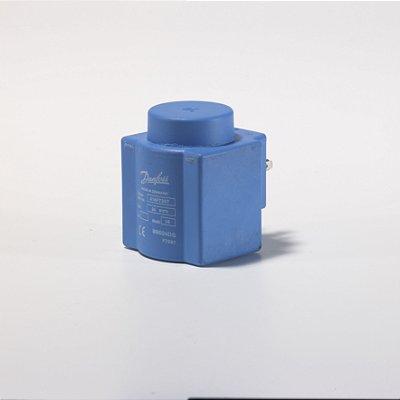 Bobina de Solenoide sem Plug BB024DS 24VCC 16W - 018F7397 - Danfoss
