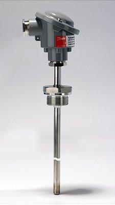 Sensor de Temperatura MBT5252 084Z8215 0 °C a 100 °C - Danfoss