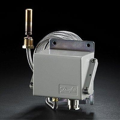 Termostato CAS181 060L315566 60 °C a 150 °C - Danfoss