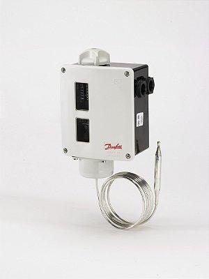 Termostato RT101 017-500366 25ºC a 90ºC 2M - Danfoss
