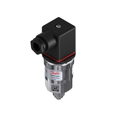 """Transmissor de Pressão MBS3000 060G3842 -1 a 5 Bar 1/4"""" - Danfoss"""