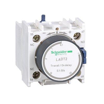 Bloco Temporizados Trabalho 0.1/30S - LADT2 Schneider Electric