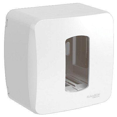 Caixa de Sobrepor Miluz 1 Módulo Branco - S3B76010 - Schneider Electric