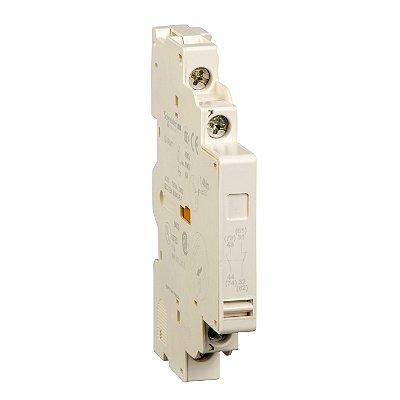 Contato Auxiliar Instantâneo Lateral Esquerda  1NA+1NF Tesys GV2-GV3 - GVAN11 Schneider Electric