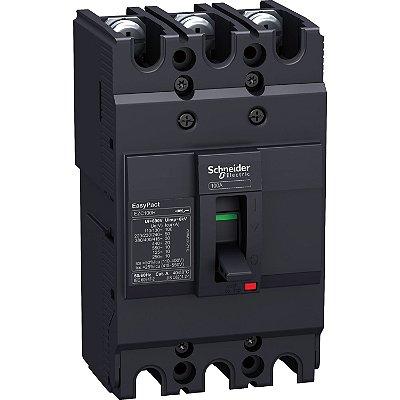 Disjuntor 100A 3 Posições - EZC100N3100 - Schneider Electric