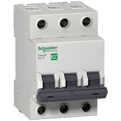 Disjuntor Easy9 3 Posições 40A Curva C 3000A - EZ9F33340 - Schneider Electric