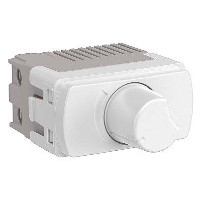 Módulo Variador De Luminosidade Dimmer Rotativo Miluz 127V 300W 1M Branco - S3B75580 - Schneider Electric
