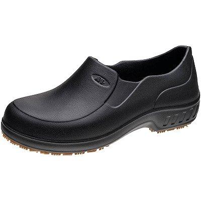 Sapato Antiderrapante Marluvas 101FCLEAN-PR CA39213 - Preto