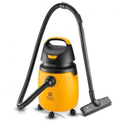 Aspirador de Água e Pó Electrolux Profissional GT30N 1300W Preto e Amarelo - 127V