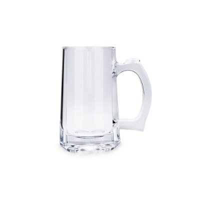 Caneca para Chopp e Cerveja Brinox Pavillion - Transparente