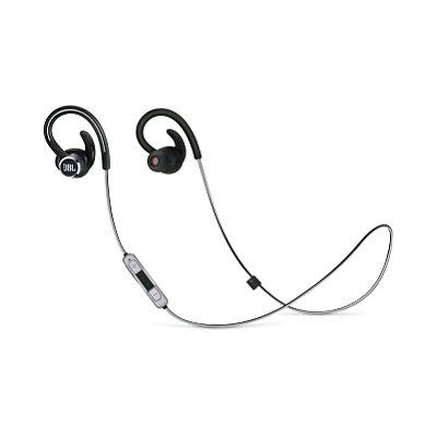 Fone de Ouvido Bluetooth Esportivo JBL Reflect Contour 2 In-Ear Preto