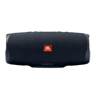 Caixa de Som Bluetooth JBL Charge 4 30W RMS À Prova D'água - Preto