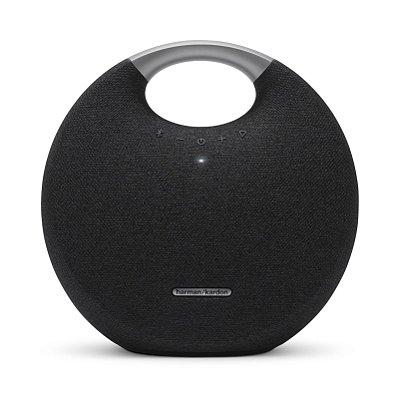 Caixa de Som Bluetooth Harman Kardon 50W Onyx Studio 5 - Preto
