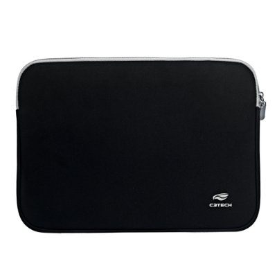 "Capa Sleeve para Notebook C3Tech 15.6"" Seattle SL-15 - Preta"
