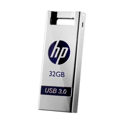 Pen Drive 32GB HP X795W Usb 3.0 - Prata