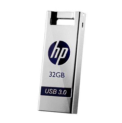 Pen Drive 32GB HP X795W Usb 3.0 - Prata