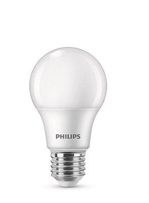 Lâmpada LED 11W Philips Bulbo A65 E27 6500K 1018 Lumens Bivolt - Equivalente 75W Branco Frio - 929002038312