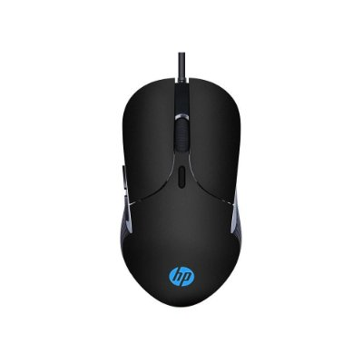 Mouse Gamer HP M280 Usb 2400 Dpi Rgb - Preto