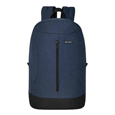 "Mochila para Notebook C3Tech 15.6"" Dublin MC-20BL - Azul"