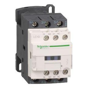 Contator Tripolar 9A 1NA+1NA 110VCA - LC1D09F7 Schneider Electric