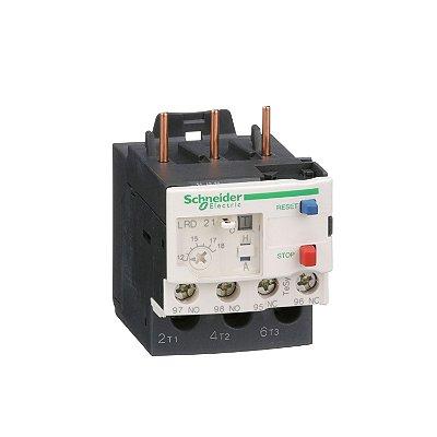 Rele Térmico Tesys D Classe 10 12-18A 1NA+1NF - LRD21 - Schneider Electric