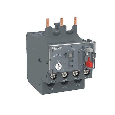 Rele Térmico Tesys E Classe 10 12-18A 1NA+1NF - LRE21 - Schneider Electric