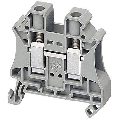 Conector Parafuso 10mm2 2 Pontos Cinza - NSYTRV102 Schneider Electric