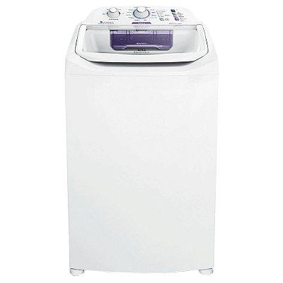Máquina de Lavar Electrolux 10,5kg com Dispenser Autoclean LAC11 Branca - 127V