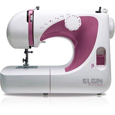 Máquina de Costura Elgin JX-2040 Futura - 220V