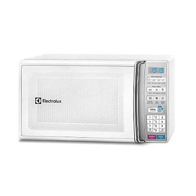 Micro-ondas de Bancada Branco 27 Litros - MB37R - 127V - Electrolux