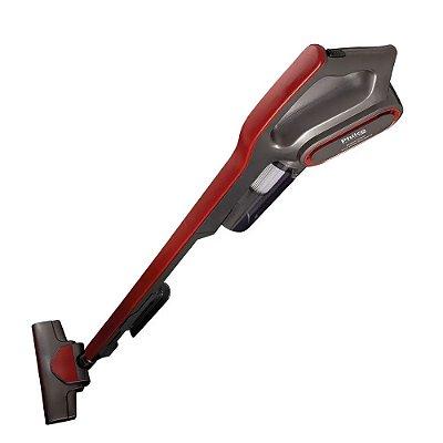 Aspirador de Pó Philco Vertical 600W Vermelho - 127V