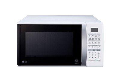 Micro-ondas LG 30 Litros MS3052R Branco - 127V