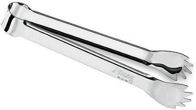 Pegador de Gelo Hercules 18cm Aço Inox PE30 - Inox
