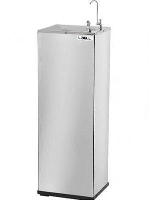 Purificador de Água de Coluna Libell Press Inox - 220V