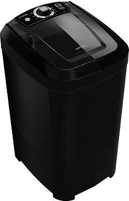 Lavadora Tanquinho Newmaq 12Kg Black Onix - 220V