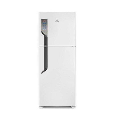 Geladeira Electrolux Frost Free Top Freezer 431 Litros TF55 Branco - 127V