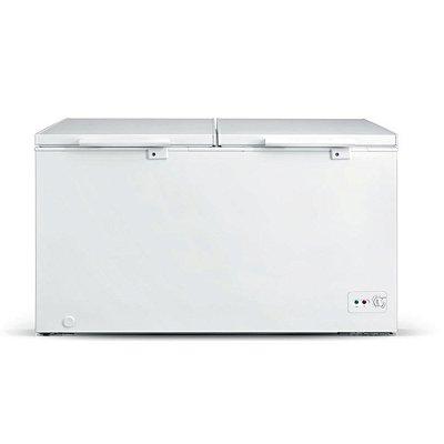 Freezer Horizontal Midea 385 Litros 02 Portas RCFB3 Branco - 220V